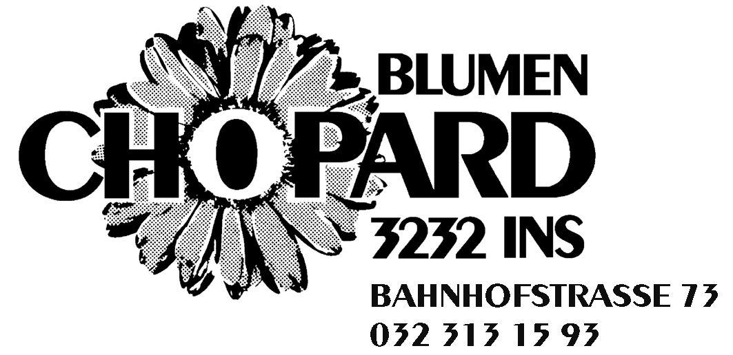 Blumen Chopard, Ins