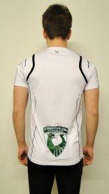 Lauf-Shirt und Hose lang - hinten