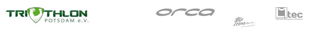 Das Logo von Triathlon Potsdam