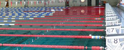 Schwimmhalle
