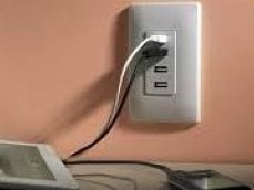 Kilowatt outlet