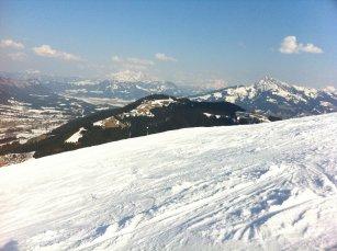 Skigebiet Ellmau