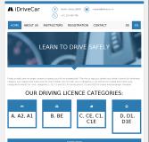 Fahrschule Homepage Ersteller