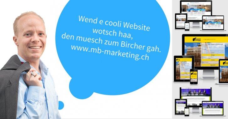Der Homepage Ersteller - Markus Bircher