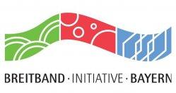 Logo der Breitbandinitiative Bayern
