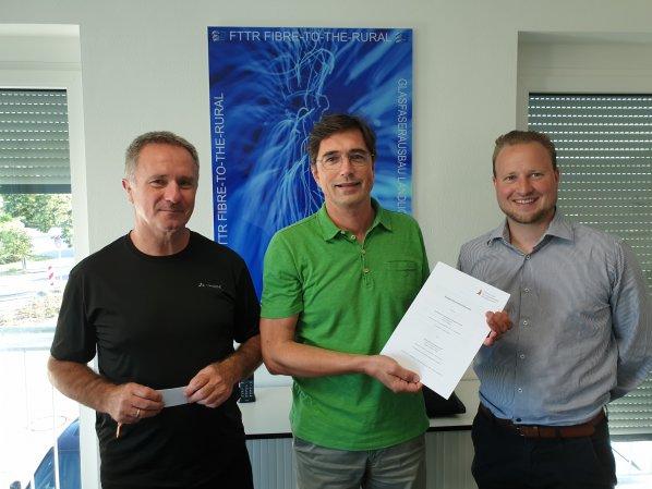 HAM und Breitbandberatung Bayern GmbH - Foto der Kooperation