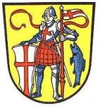 Wappen des Marktes Dießen