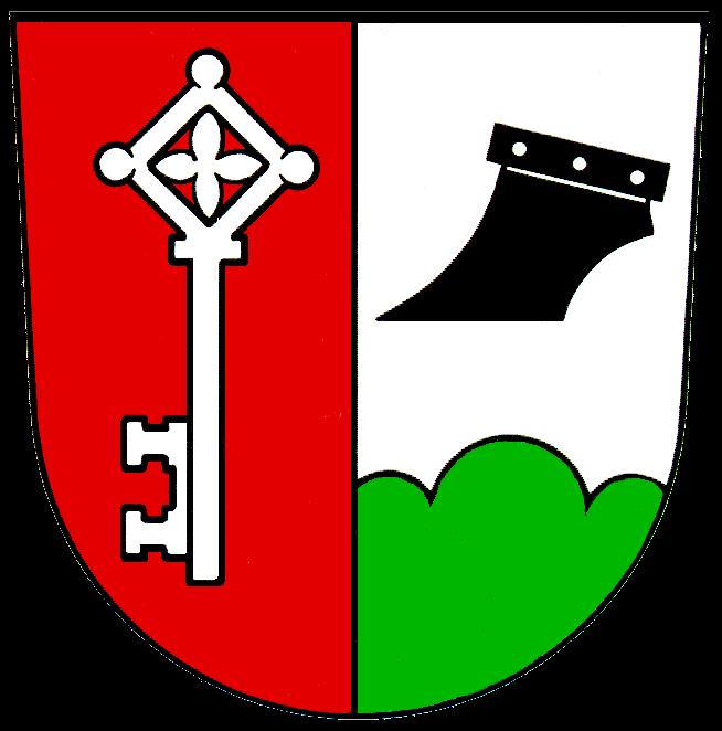Wappen der Gemeinde Erlbach