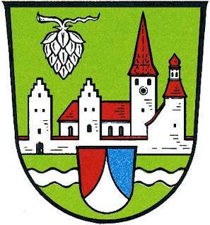 Wappen des Marktes Kinding