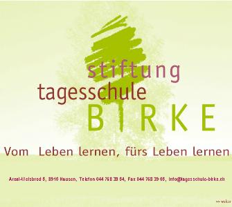 Tageschule Birke