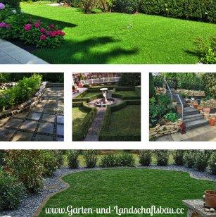 Garten und Landschaftsbau - Die Geschichte - Garten und Landschaftsbau