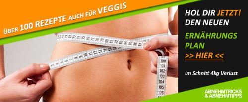 Abnehmen ohne Hunger Ernährungsplan