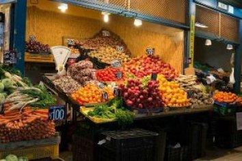 Frisch und gesund einkaufen