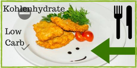Low carb kohlenhydratarme ernährung am abend