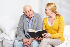 24-Stunden-Betreuung für Senioren