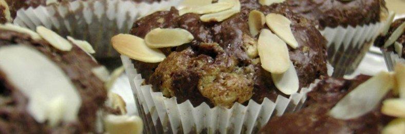 Double Chocolate Schokomuffin Rezept - doppelt schokoladig