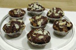 Schokomuffin Rezept für Double Chocolate Schokomuffins