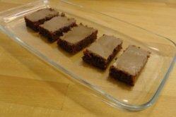 Vegane Schoko-Brownies Rezept Anleitung