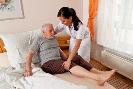 Seniorenbetreuung durch polnische Pflegekräfte