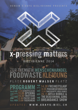 XPM Flyer Deutsch