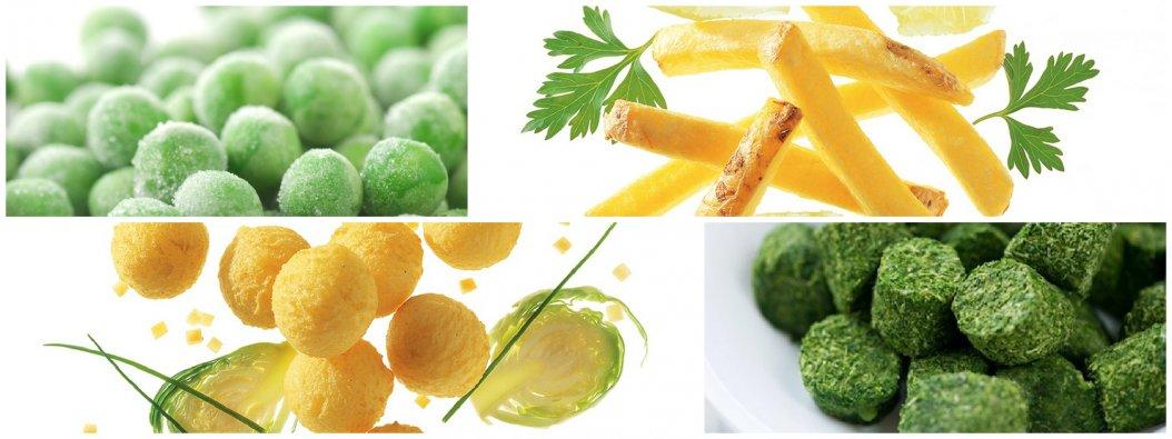 Früchte Sigrist Kleindietwil, Tiefgekühlte Produkte