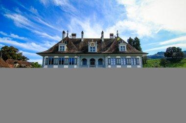 Reitstall Bürki - Das Schloss Oberdiessbach