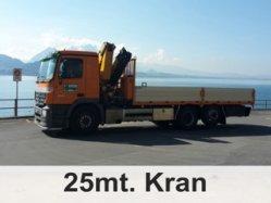 Bolzli Transporte AG Oberburg - Krane Region Burgdorf