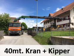 Bolzli Transporte AG Oberburg - Schwertransporte Region Burgdorf