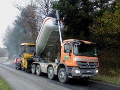 Bolzli Transport AG - Silowagen - Burgdorf