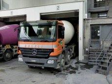 Bolzli Transporte AG - Fahrmischer - Betonmischer