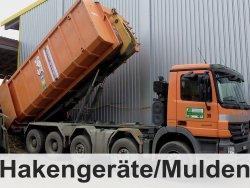 Bolzli Transporte AG Oberburg - Hakengeräte/Mulden Region Burgdorf