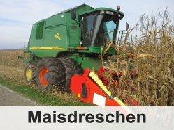 Bolzli Transporte AG Oberburg - Maisdreschen Region Burgdorf