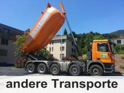 Bolzli Transport AG - Transporte Burgdorf