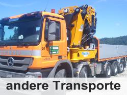 Bolzli Transporte AG Oberburg - Transporte Burgdorf