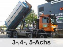 Bolzli Transporte AG Oberburg - Schwertransporte Burgdorf