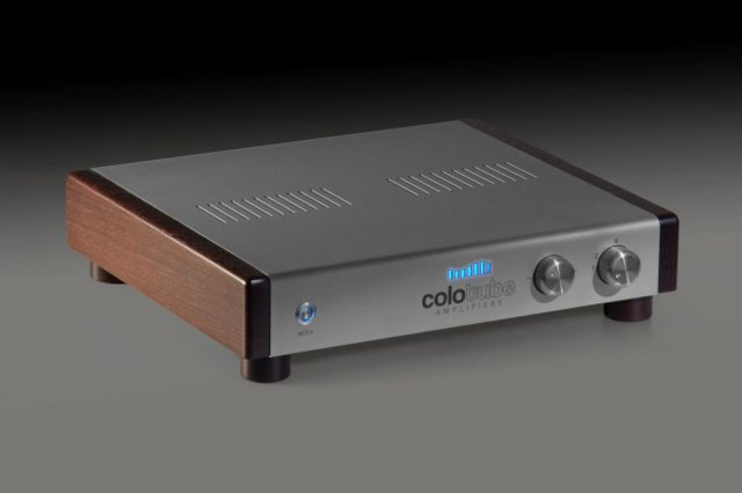 Colotube Preamp Front