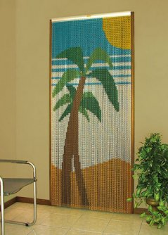 M-0181 Palm tree in an oasis