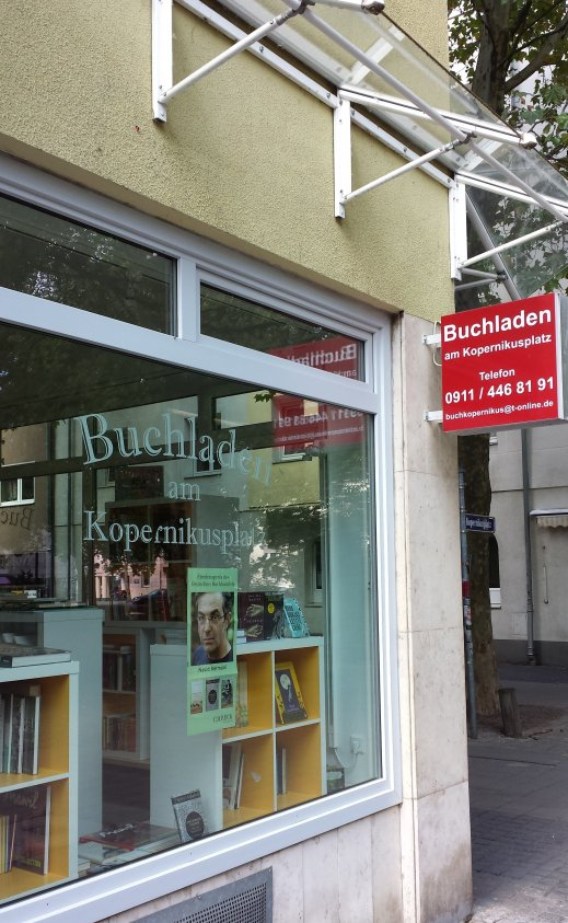 Buchladen am Kopernikusplatz 32 Nürnberg