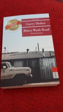 """""""Bitter Wash Road"""" von Garry Disher"""