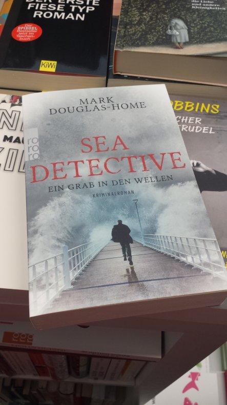 Foto einer Buchauswahl: Sea Detective