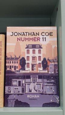 """""""Nummer 11"""" von Jonathan Coe"""