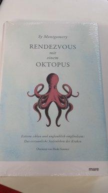 """""""Rendezvous mit einem Oktopus"""" von Sy Montgomery"""