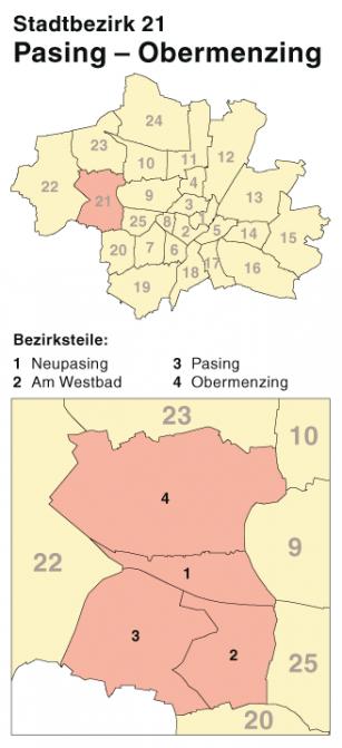 Schlüsselnotdienst Pasing München