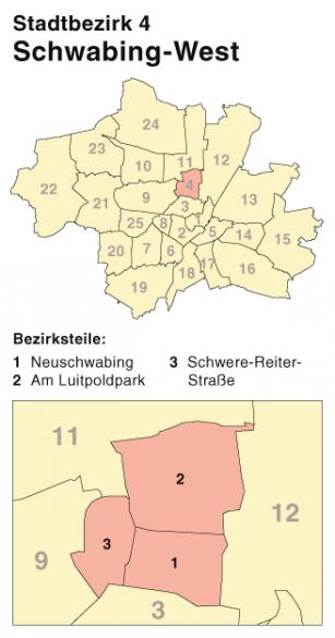 Schlüsseldienst München Schwabing