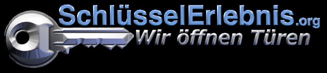 Schlüsselerlebnis Logo ihr Schlüsseldienst in München