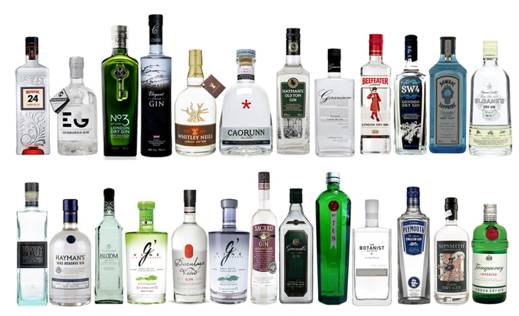 Original spirit the gin store for Best mix with gin