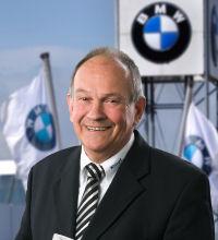Geschäftsführer Dieter Knopf
