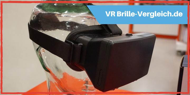 VR Brille Vergleich Übersicht