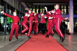Hotelpagen, Walkact von EventComedy