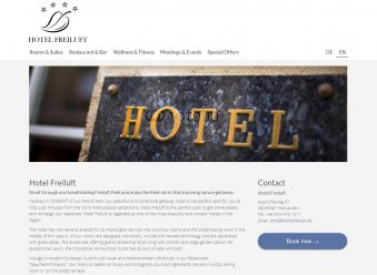 Hotel - Template